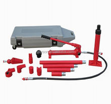 10Ton Porta Power Hydraulic Jack Body Frame Repair Kit Auto Tool