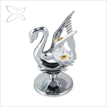 Popular Romantic Chrome Plated Metal Wedding Gifts For Women