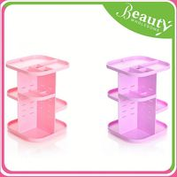 Acrylic new acrylic cosmetic storage drawer ,h0tqv plastic storage case with handle for sale