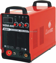 WSM series TIG/MMA inverter DC Dual-use Welding machine/WSM series argon arc welder/WSM-400 sales lin