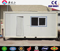 20ft Flat Pack Sandwich Panel Prefab Container House for Office/Shop/Home/Storage