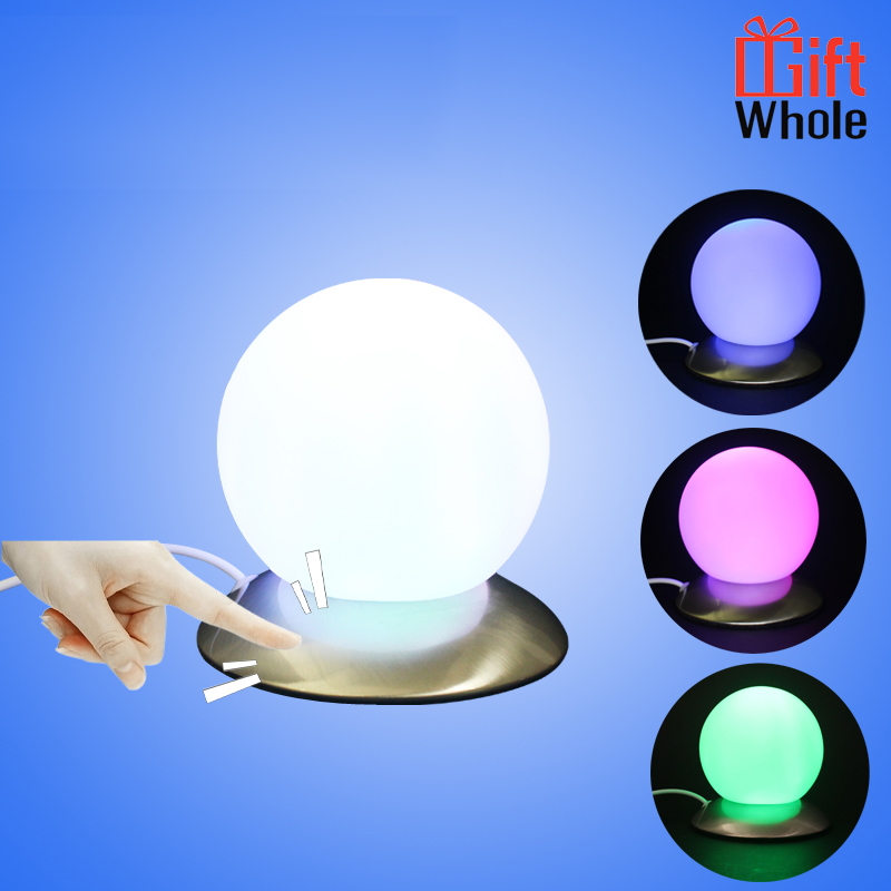 2017 Decorative touch control small night light usb led lamp