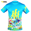 Sublimated Custom Dri Fit Running T