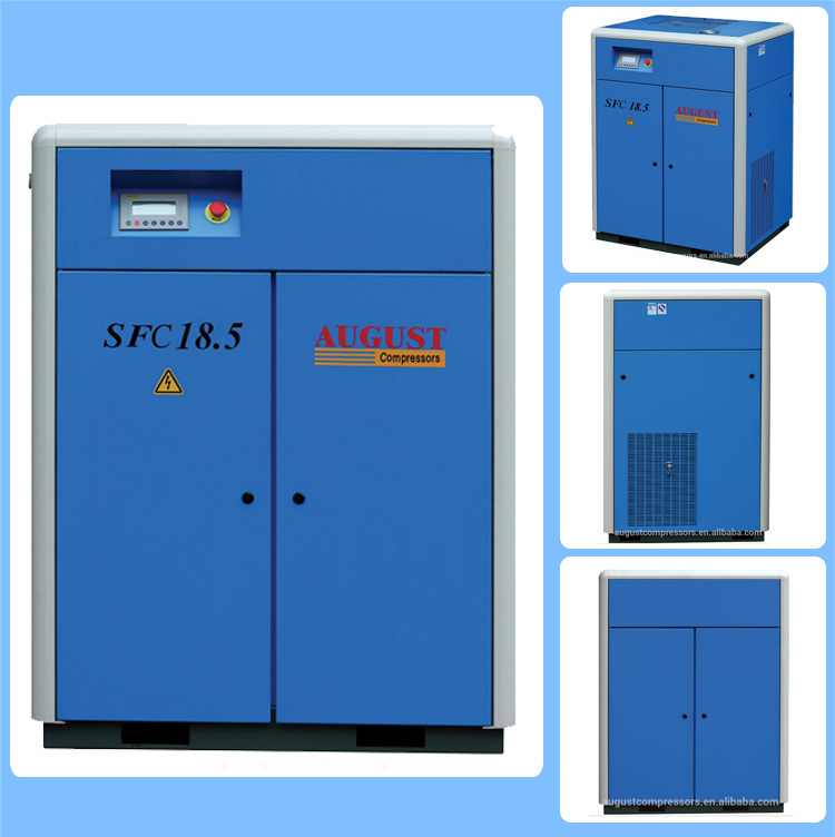 18.5KW 25HP 7 BAR Factory Price Heavy Duty Industrial Air Compressor