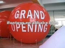 Grand opening air ball