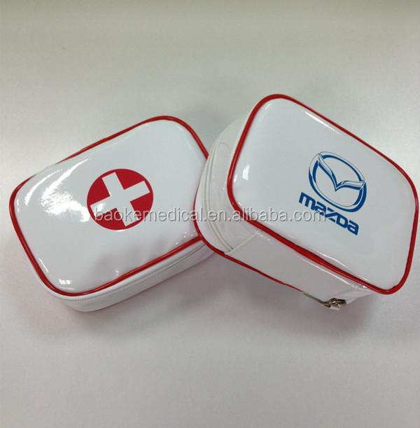 PVC coated rapid response soft bag 1st aid kit
