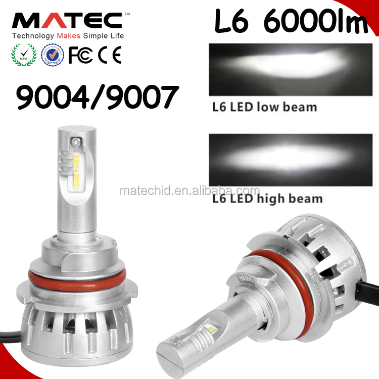 G5 G6 cob car led headlight bulbs 80W 96W 60W, L6 h1 h3 h11 h13 9007 9005 9006 Hb3,Hb4 5202 H7 h4 h11 360 light led headlight