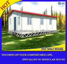 Modular prefab shipping cotainer house for clinic