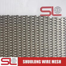 Shuolong Mesh Rigid Series XY-1533 Stainless Steel Architectural Mesh for Curtain Walls