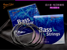 Hot sell Manufacturer Supply bass guitar strings PA-B30-4