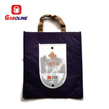 Reusable recyclable garment shopping bags
