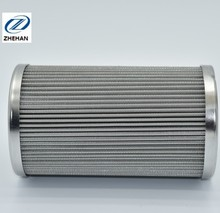 stainless steel Filter cartridge for the hydraulic oil system