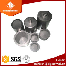 high quality graphite crucible for melting metal