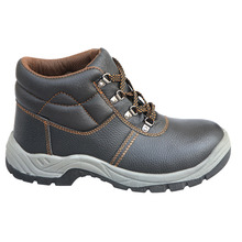 NMSHIELD HRO PU/Rubber sole safety shoes heat resistant formal safety shoes