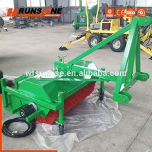 Made In China Custom Logo Sweeper Tractor