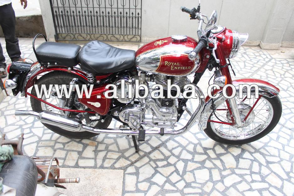 Royal Enfield 350cc G2 restored to international standards