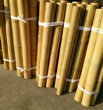 HL -C373 Natural Straight Moso tonkin bamboo poles price