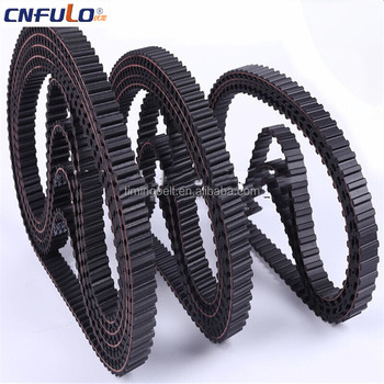 Rubber industrial timing belt