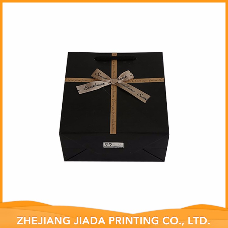 New Design Promotional Printed Recycled Paper Bag