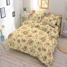 High quality latest fabric painting designs bed sheets designs