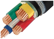 4c x 185mm2 cu xlpe pvc copper cable myanmar electric wire and cable low voltage power extension cable