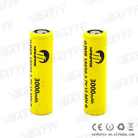 Mainifire 18650 battery 18650 3000Ah 40A li ion battery for box mod vapor li-ion 18650 battery