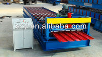 South Africa popular IBR roll forming machine/corrugated roof roll forming machine/alumilume profile roll forming machine