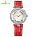 Assisi Luxury Diamond Watch Mother of Pearl Dial Women's Watch