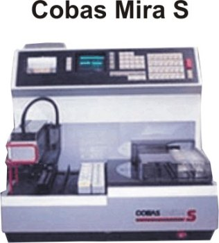 Cobas Mira S- Clinical Chemistry Analyzer
