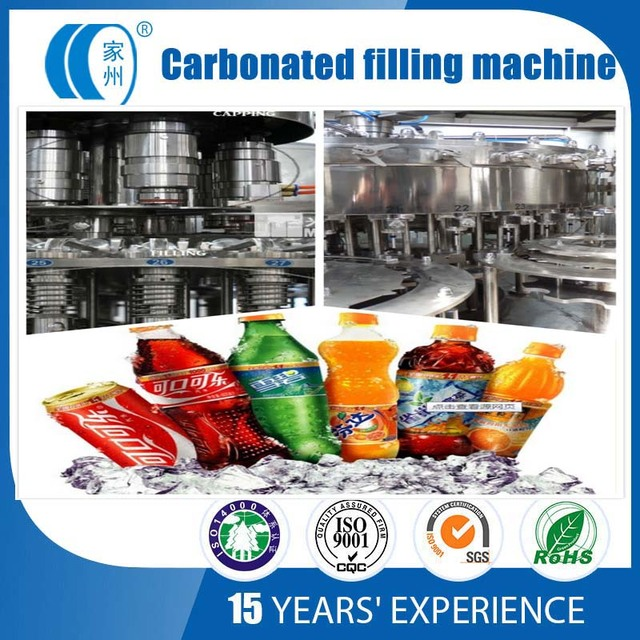 High quality carbonated drink equipment price