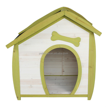 Wooden outdoor dog kennel wholesale