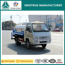 Forland 2000L 4x2 Small Water Tank Truck for Sale