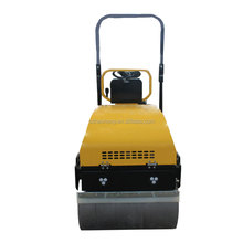 smooth wheel roller 1.5 ton weight of mini road roller compactor