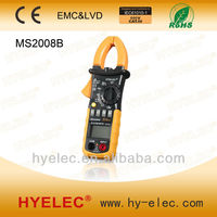 MS2008B MINI Autorange Digital Clamp Meter, digital multimeter