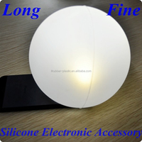NEW!!100% Factory Fashion Design Silicone Light Cover