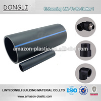 Underground HDPE pipe SDR11 SDR13.6 SDR17 MDPE pressure pipe for sale