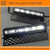 Good Price LED DRL Fog Light Excellent Quality LED Daylight for Audi A4 2005-08'