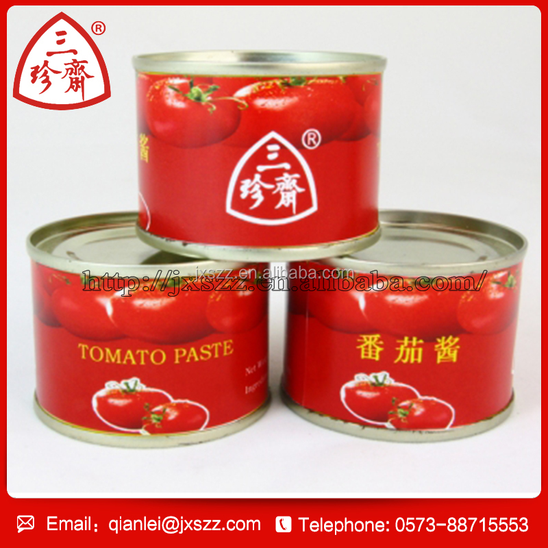 2016 best selling!! Canned Tomato Paste