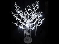 WF09181 75cm LED Manzanita treer wedding centerpieces tree with led lights wish tree