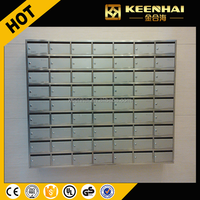 Custom Made Letter Box Stainless Steel Mailbox Selling Home Mailbox