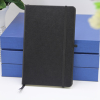 Elastic Notepad Manufacturer Hardcover Logbook Office