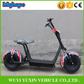 2017 new product big two wheels citycoco 1000W 60V electric scooter / electric motorcycle
