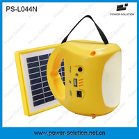 usb solar lantern with mobile phone charger