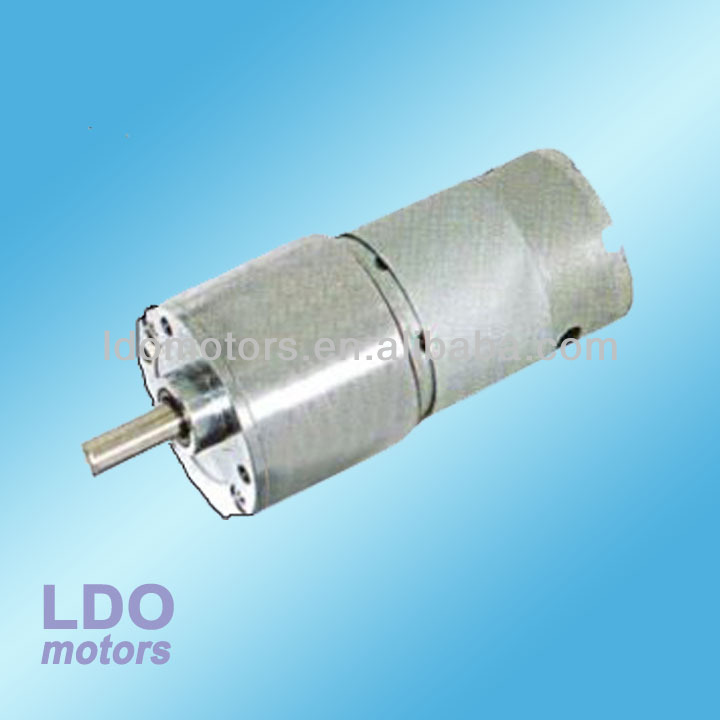 gear motor for electric curtain