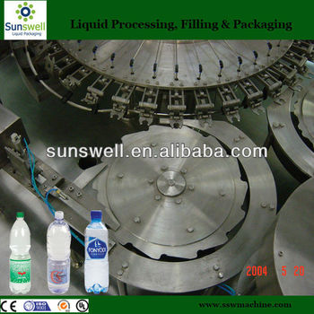 Food Grade Stainless Steel Automatic Mineral/Pure Water Making Machine/Plant Good Abrasive