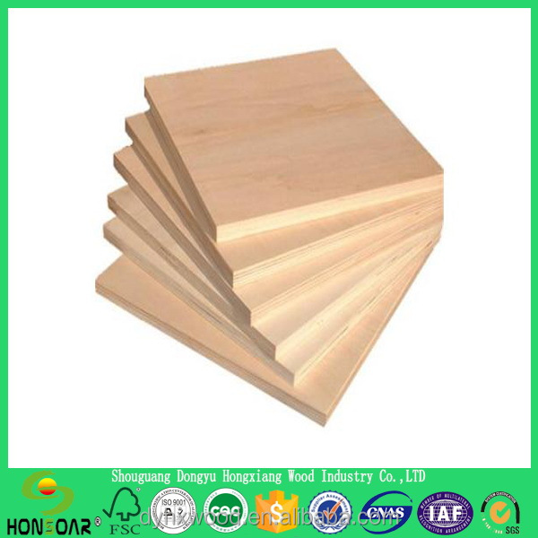plain slice calico hickory combi core plywood