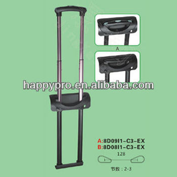 Luggage Extending Handle Metal Luggage Parts Handle