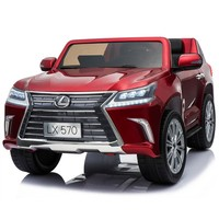 2018 Newest Kids Toys Multifunctional Battery Powered Kids Driving Licensed Lexus Ride on Car