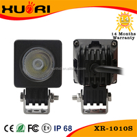 10w Car Led Working Lamps 12v