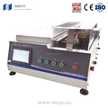 Hard alloy sample low-speed precision cutting machine
